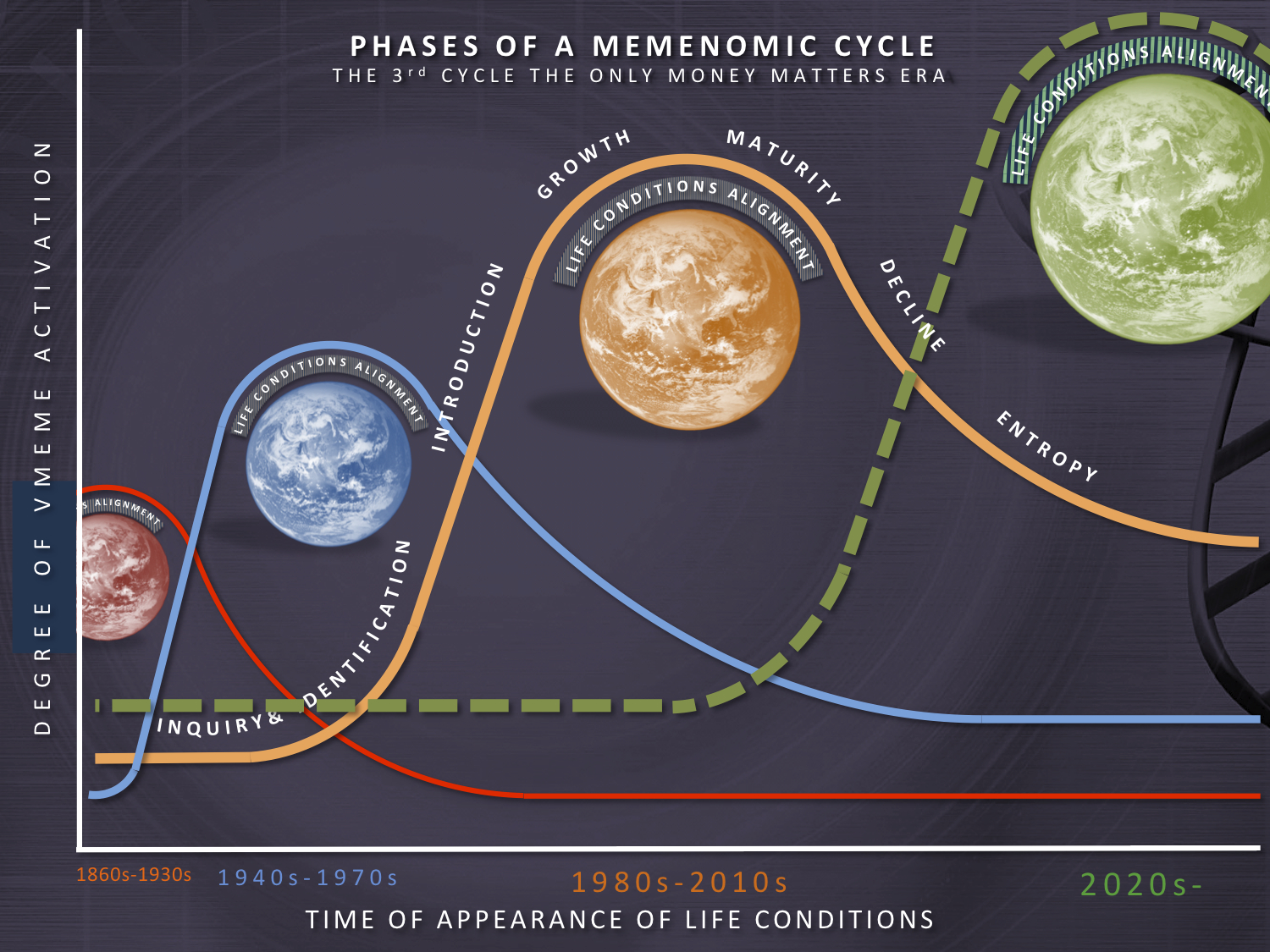 phases life cycles
