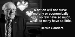 Bernie-SoFew
